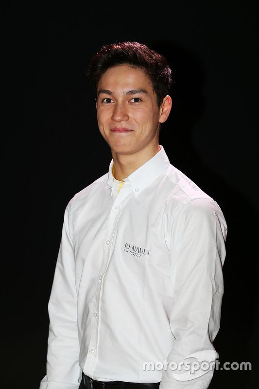 Jack Aitken, Renault Sport Academy