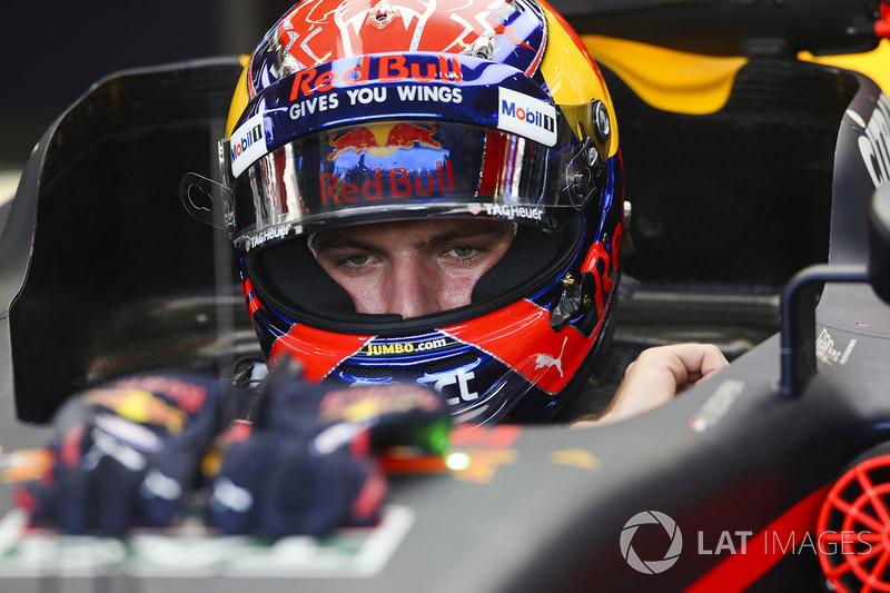 Singapur - Max Verstappen