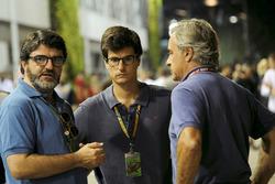 Luis Garcia Abad, Manager to Fernando Alonso, Carlos Sainz