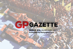 GP Gazette 014 Hungarian GP