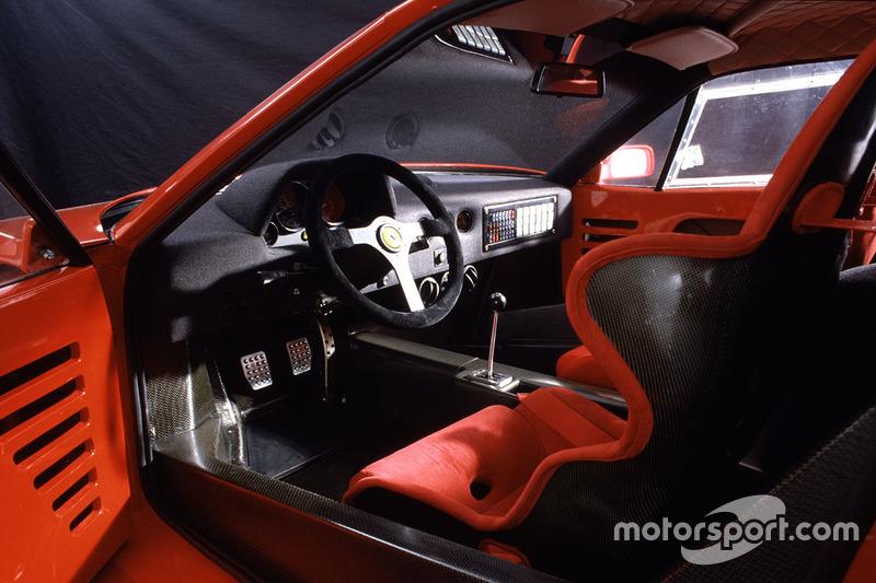 Деталь Ferrari F40