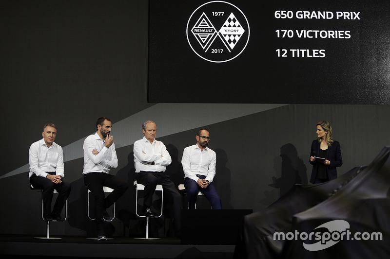 Die Renault-Führungsriege