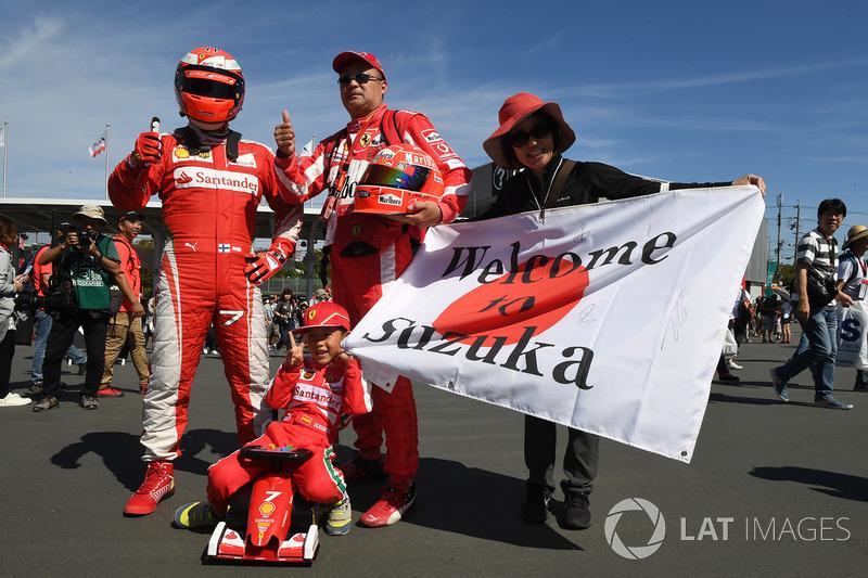 Ferrari fans