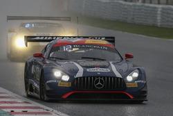 #90 Akka ASP Mercedes AMG GT3: Едоардо Мортара, Майкл Медоуз, Рафаеле Марчелло