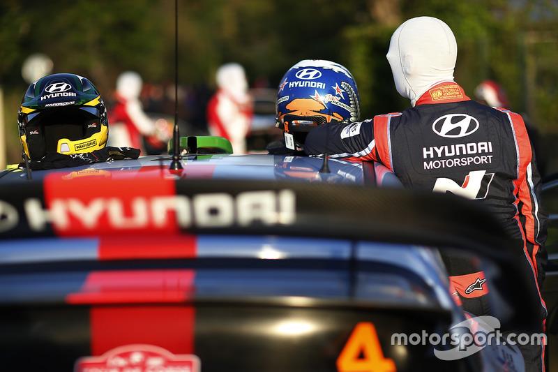 John Kennard, Hyundai Motorsport