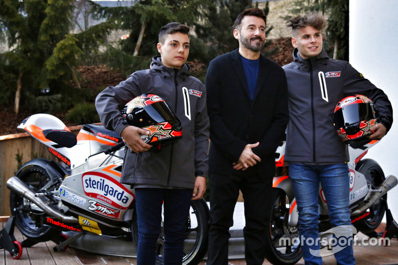 Biaggi and d alessandro