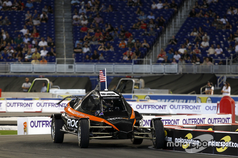 Scott Speed, RoC Buggy