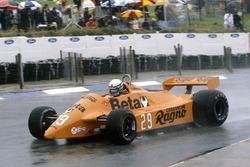 Riccardo Patrese, Arrows-Ford A3