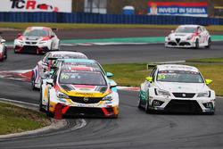 Mato Homola, DG Sport Compétition, Opel Astra TCR, Stian Paulsen, Stian Paulsen Racing, SEAT León TC