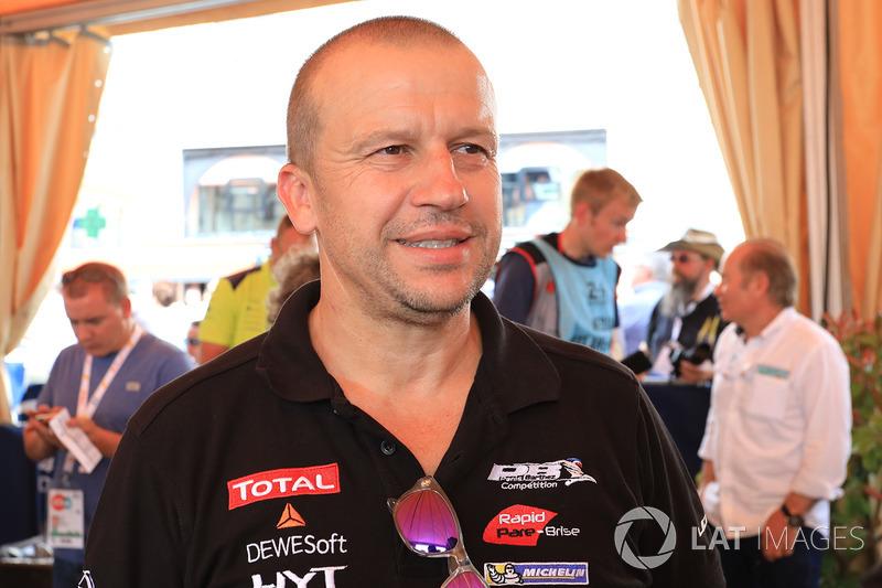 Оливье Панис (157 гонок Ф1, более 307 тестовых дней)