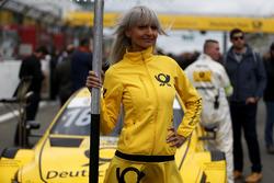 Grid kızı, Timo Glock, BMW Team RMG, BMW M4 DTM