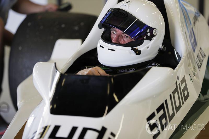 Williams FW06 1978 года
