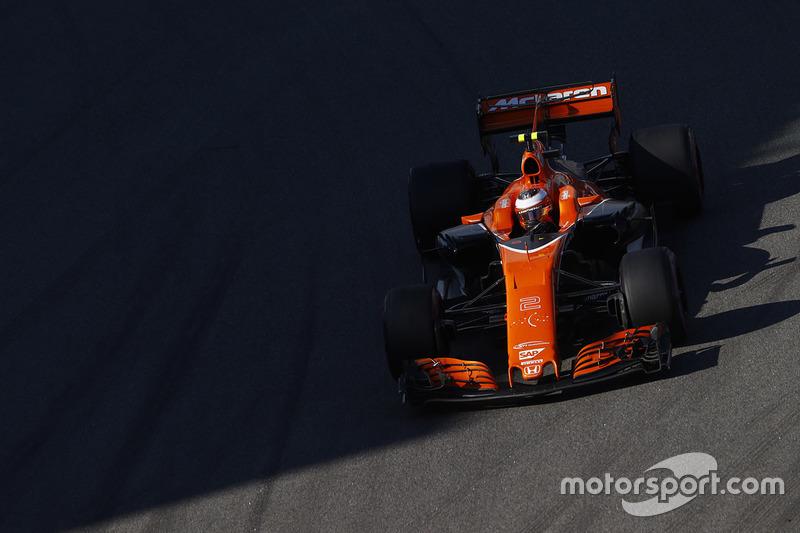 10. Stoffel Vandoorne, McLaren MCL32