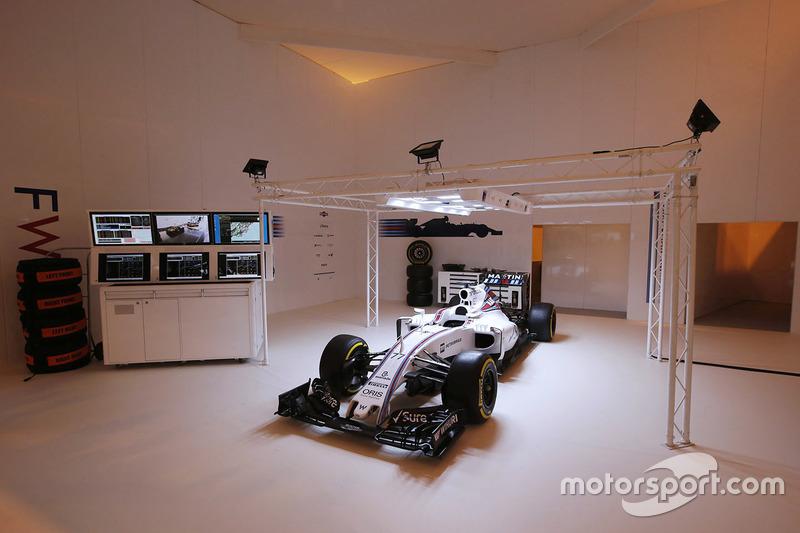 Стенд Williams Martini Racing