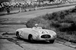 Hermann Lang, Mercedes 300 SL