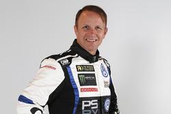 Петтер Сольберг, PSRX Volkswagen Sweden