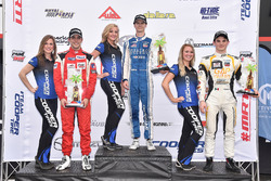 Podium: 1. Colton Herta, Andretti Steinbrenner Racing; 2. Santiago Urrutia, Belardi Auto Racing; 3. Patricio O'Ward, Team Pelfrey