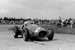 Race winner Giuseppe Farina