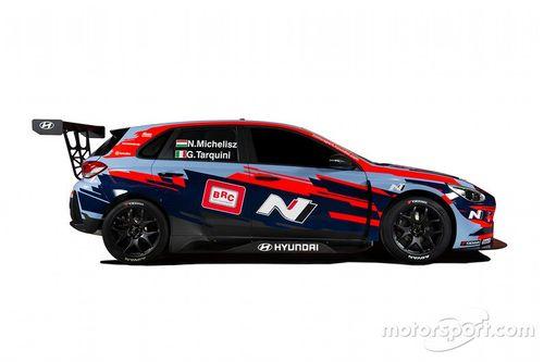 Hyundai BRC Team lansmanı
