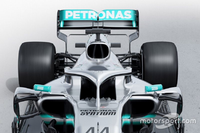 Mercedes-AMG F1 W10