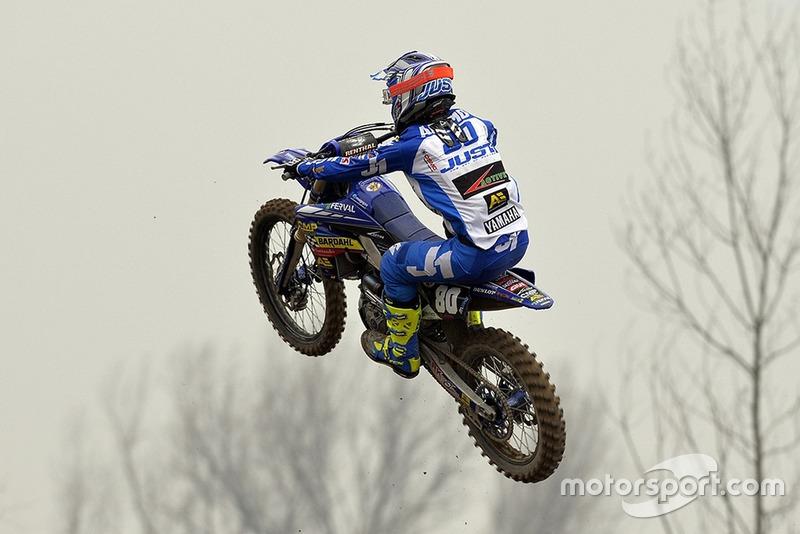Andrea Adamo, SM Action Yamaha