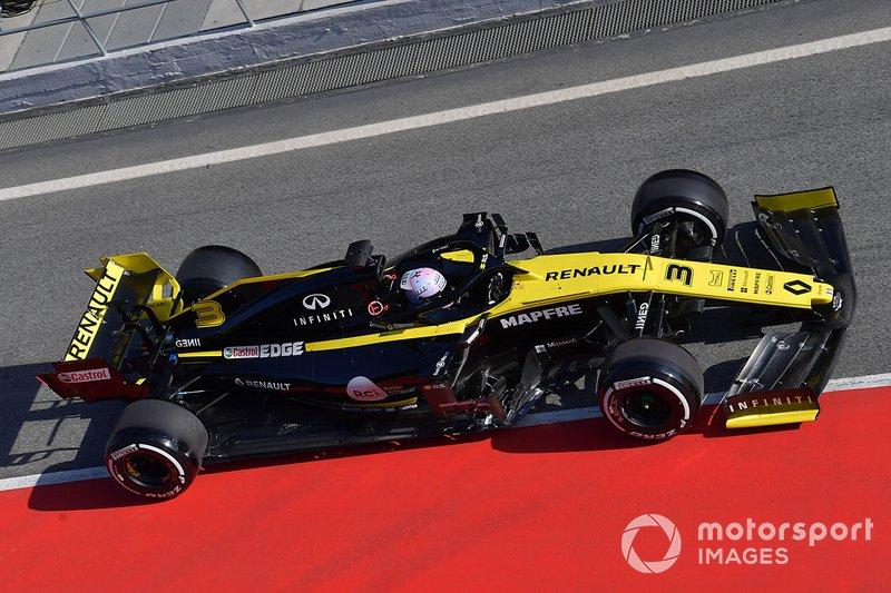 Даніель Ріккардо, Renault Sport F1 Team R.S. 19