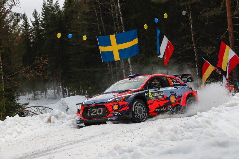 Sébastien Loeb, Daniel Elena, Hyundai i20 WRC, Hyundai Motorsport