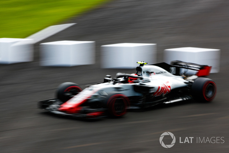 17. Kevin Magnussen, Haas F1 Team VF-18