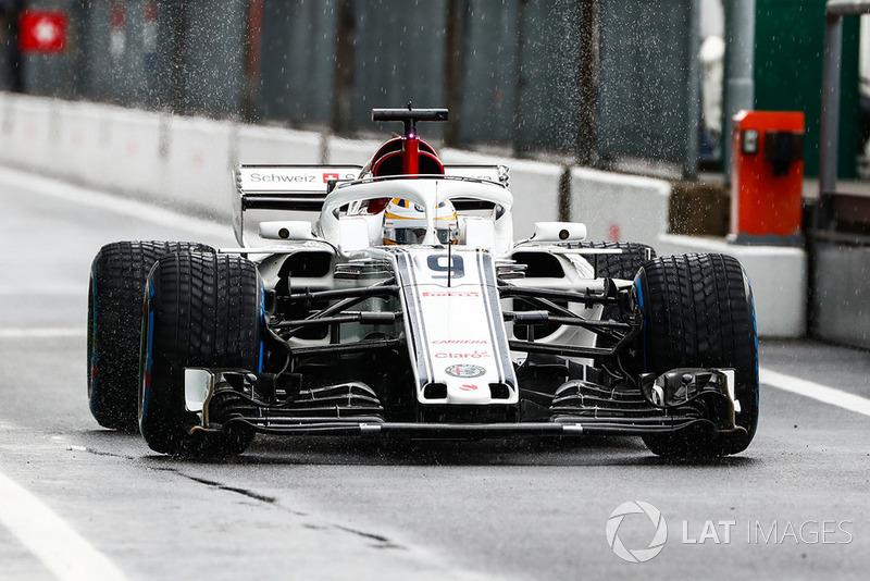 17 місце — Маркус Ерікссон, Sauber. Умовний бал — 5,38