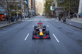 Даніель Ріккардо, Red Bull Racing, у Сан-Франциско