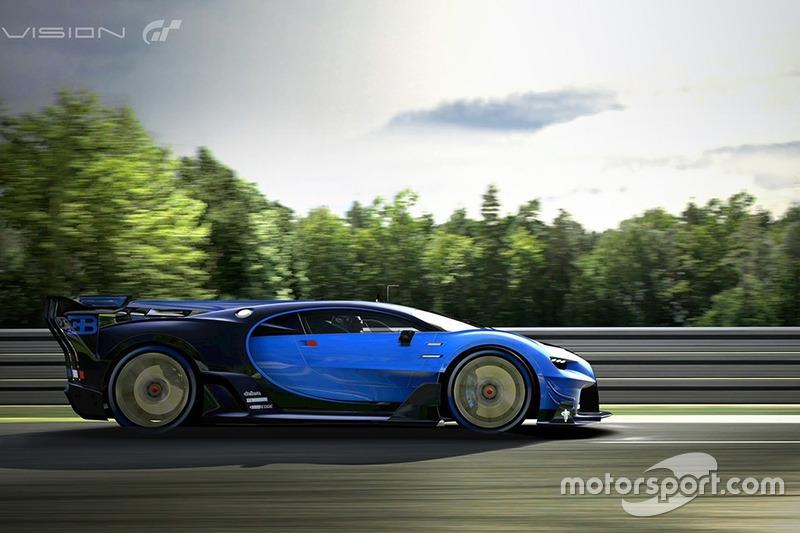 Bugatti Vision Gran Turismo (september 2015)