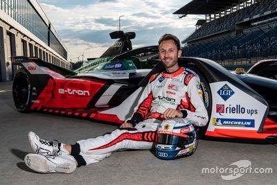 Audi FE Team Lausitzring test