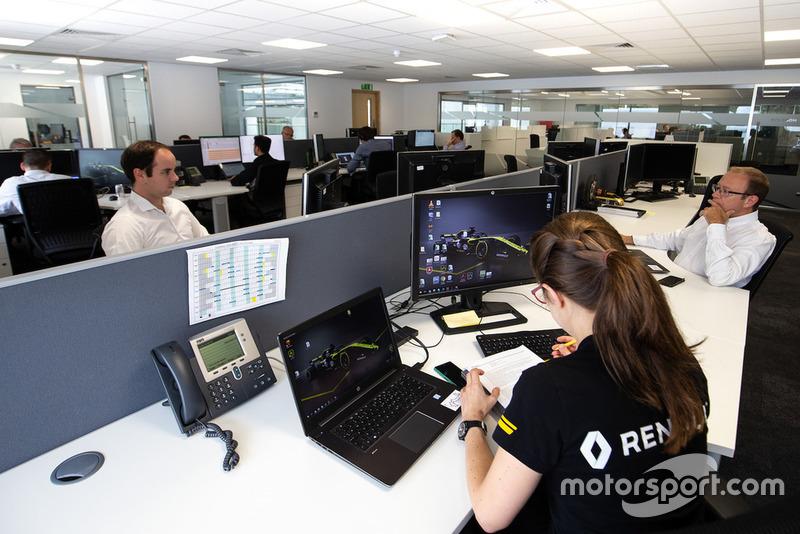 Персонал Renault