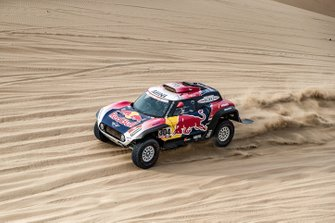 #304 X-Raid Mini JCW Team: Stéphane Peterhansel, David Castera
