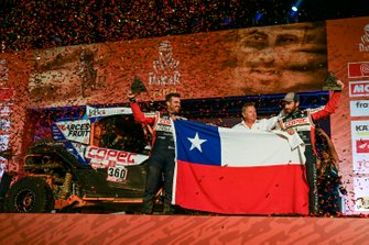 Podium: Can-Am: Francisco Lopez Contardo