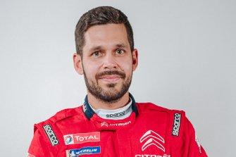 Janne Ferm, Citroën Racing