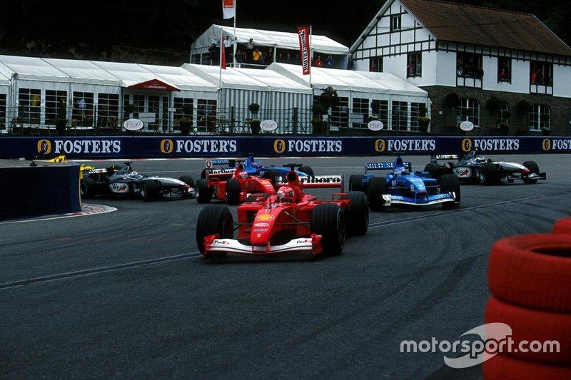 2001 Belgische Grand Prix