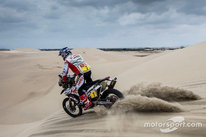 #7 HERO Motorsports Team Rally: Оріоль Мена