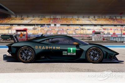 Annonce Brabham Automotive GTE