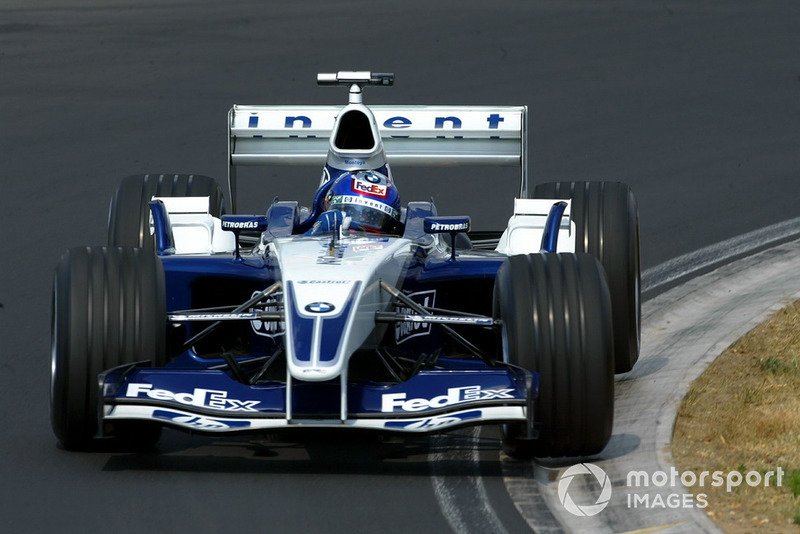 Juan Pablo Montoya, Williams BMW FW25