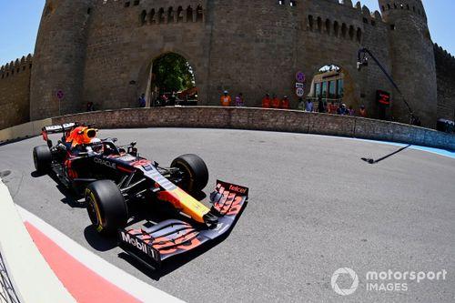 Liveblog - De Formule 1 Grand Prix van Azerbeidzjan 2021