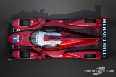 Présentation Richard Mille Racing