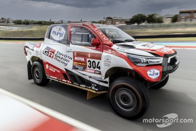 Toyota Gazoo Racing presentation