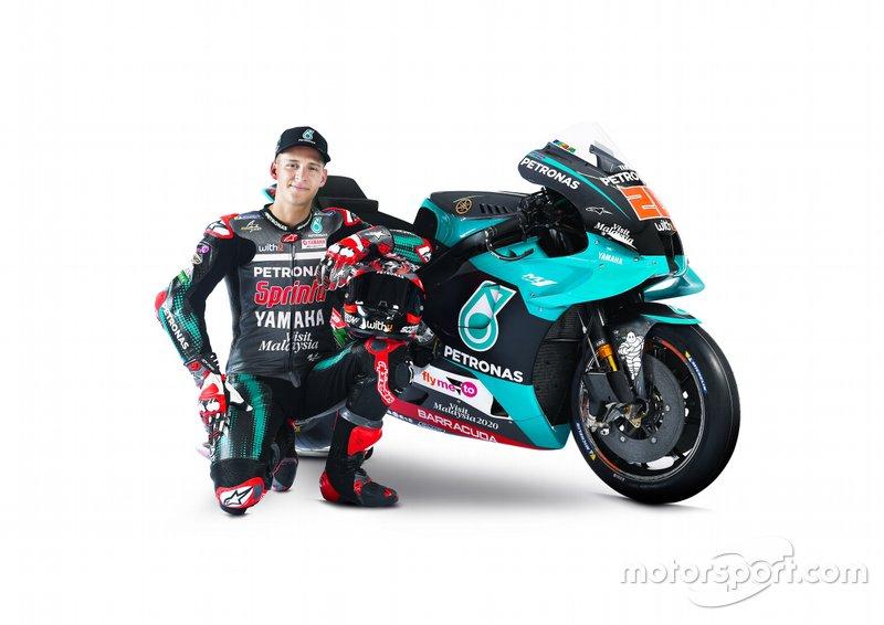 Petronas Yamaha SRT - Prezentacja