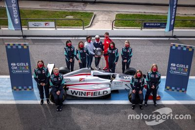 FIA Girls on Track Rising Stars