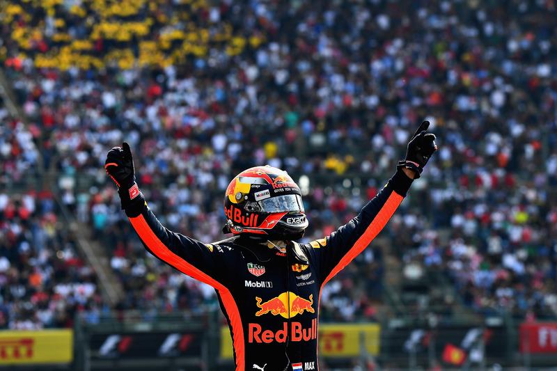 Max Verstappen: 127 dias - Última vitória: GP do México de 2017