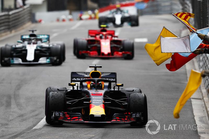 GP de Mónaco: Daniel Ricciardo