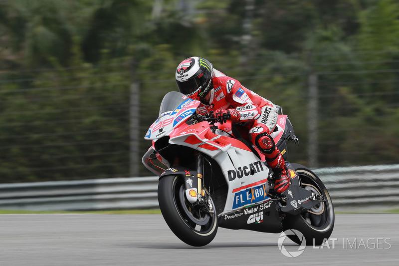 6. Jorge Lorenzo, Ducati Team