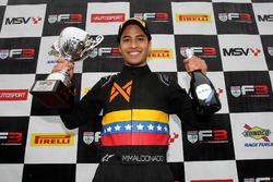 1. Manuel Maldonado, Fortec Motorsports