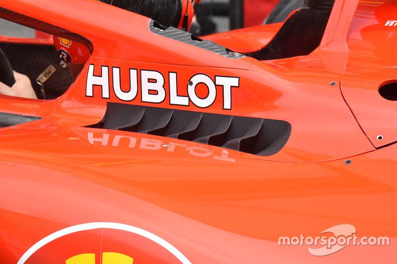 Ferrari SF71H detay